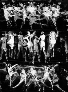 Emma Sandvik, Dance space mapping [ Umeå University of Architecture ]