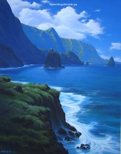 Scott Munzig Blue Coast Waters