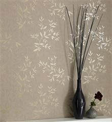 Bijou Beige Wallpaper - Floral Wall Coverings by Graham Brown Living Room Wallpaper Neutral, Beige Living Rooms, Livingroom Wallpaper Ideas, Hall Wallpaper, Beige Wallpaper, Wallpaper Wallpapers, Textured Wallpaper, Lowes Wallpaper, Textured Walls