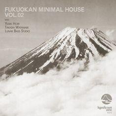 Lunar Bass Studio - Fukuokan Minimal House, Vol. 2 HROOMJP031 - http://www.electrobuzz.fm/2015/12/24/lunar-bass-studio-fukuokan-minimal-house-vol-2-hroomjp031/