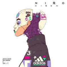 NI_ON_001 on Behance