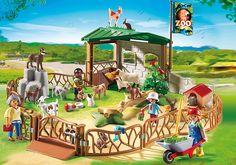 Children's Petting Zoo - 6635 - PLAYMOBIL® USA $30