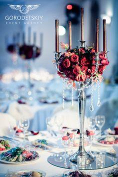 GORODETSKIY EVENT AGENCY | Свадьба Сергея и Натальи. Зимняя свадьба. Свадебный декор. Wedding dekor