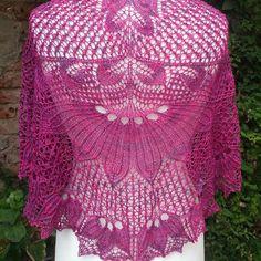 quadratische decke shawl