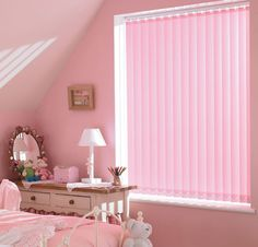 Vertical Blinds available from Made to Measure Blinds UK LTD | www.madetomeasureblinds-uk.com