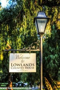 Lowlands Country House, near Cradock - Karoo Space Farm Stay, Travel Info, South Africa, Space, Country, Garden, House, Display, Garten