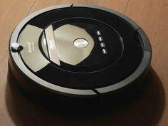 Le Thinking Cleaner, ce super accessoire qui permet d'ajouter le Wifi au robot aspirateur Roomba pour le piloter depuis son smartphone, lance une campagne Kickstarter...