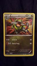Fraxure Pokemon Trading Card Holo 15/20  get it http://ift.tt/2grf9M4 pokemon pokemon go ash pikachu squirtle