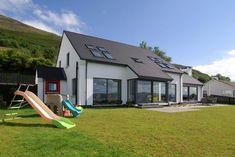 irish vernacular architecture - Google Search Bungalow Extensions, Vernacular Architecture, Roof Tiles, Ideal Home, Cosy, Ireland, Farmhouse, Exterior, House Design