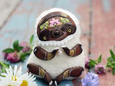 Hey, I found this really awesome Etsy listing at https://www.etsy.com/listing/449485588/sloth-plush-cute-toy-sloth-art-doll