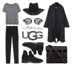 """""""The New Classics With UGG: Contest Entry"""" by eva-jez ❤ liked on Polyvore featuring UGG, Kendra Scott, Lauren Manoogian, Illesteva, 7 For All Mankind, MANGO, Fits, Alexander Wang and ugg"""