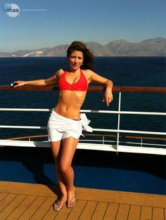 Alessandra  Rosaldo A los 19 años se unió a Chacho Gaytán.  (FOTO:Cortesía) Alessandra Rosaldo, Bikinis, Swimwear, Fashion, Honeymoons, Girls In Bikinis, Photos, Beautiful Landscapes, Beach
