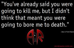 alex rider quote - Google zoeken