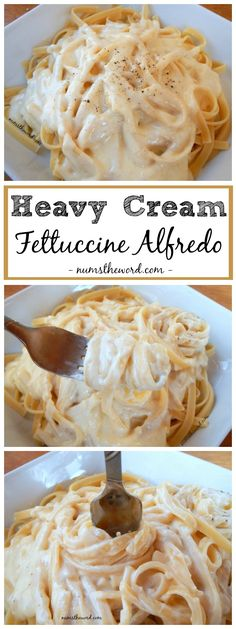 If you love Fettuccine Alfredo, then you'll have to give this one a try! It's better than Olive Garden's. Full of garlic creaminess, easy to make and kid friendly!