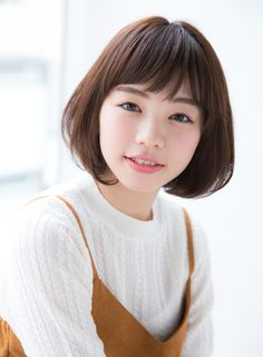 大人ワンカールボブ2016 【Ramie】 http://beautynavi.woman.excite.co.jp/salon/27006?pint ≪ #bobhair #bobstyle #bobhairstyle #hairstyle・ボブ・ヘアスタイル・髪型・髪形 ≫