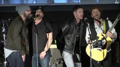 Jensen Ackles – Tennessee Whiskey, Whipping Post, Wagon Wheel + Happy Birthday, Jensen (Stageit) - YouTube