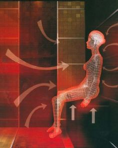 The benefits of infrared saunas found here! I love an infrared sauna session!