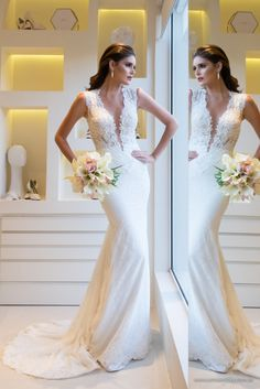 Vestido de Noiva Sereia | Como Usar?