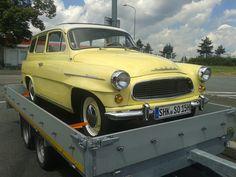 Old Skoda Octavia #skoda #octavia