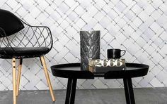 Eco Wallpaper has launched its latest wallpaper collection - a collaboration with Swedish design group Front, which works with the paper for the first time. Latest Wallpaper Designs, Latest Wallpapers, Interior Architecture, Interior Design, Swedish Design, Classroom Design, Simple Colors, Design Firms, Designer Wallpaper