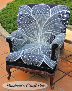 How to reupholster furniture