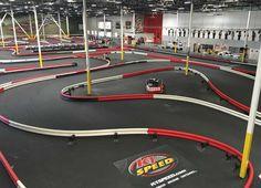 K1 Speed   Indoor Go-Kart Racing Ontario