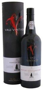 Sandeman Vau Vintage Port Wine 2000