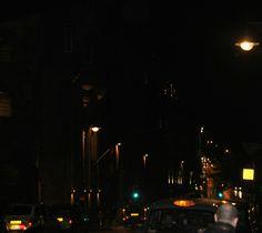 #124 – Edinburgh At Night