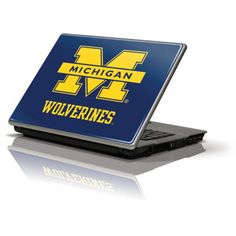 15'' Laptop University of Michigan Skin