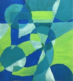 High School Art, Middle School Art, Charles Demuth, Cubist Paintings, Sisters Art, Jasper Johns, Cubism, Art Club, Elementary Art