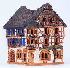 Ceramic Tealight HolderRoom DecorationCollectible Miniature ™ Midene