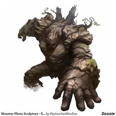 earth elemental d&d - Google Search