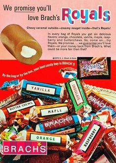 Brach's candy!