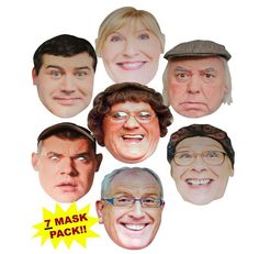 Mrs Brown's Boys D'Movie Halloween Costumes | Spooky Costumes