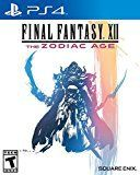 #6: Final Fantasy XII: The Zodiac Age  PlayStation 4