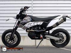 KTM SM Custom