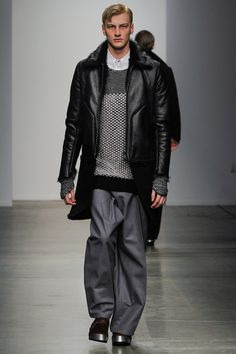 Siki Im Fall-Winter 2014 Men's Collection