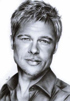 God-Level-Celebrity-Pencil-Drawings #CelebrityPencilDrawings