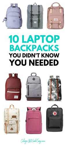Women's laptop backpack ideas for college students. Cute and functional, coming … Women's laptop backpack ideas for college students. Cute and functional, coming in grey, black and more! Guess Backpack, Backpack Outfit, Backpack Bags, College Book Bag, College Bags, College Backpack Women, Cute Backpacks For College, Cool Backpacks, College Girls