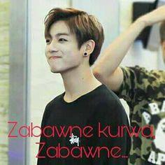 K Pop, Bts Bangtan Boy, Bts Jimin, Asian Meme, Bts Memes, Funny Memes, Jokes, Polish Memes, Fandom