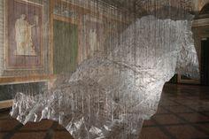 Onishi Yasuaki - Glue and plastic sheet