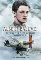 Died #onthisday 1917: Albert Ball VC - The Fighter Pilot Hero of World War 1
