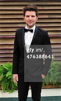 Search - Getty Images : adam scott at the 2014 Vanity Fair Oscar Party