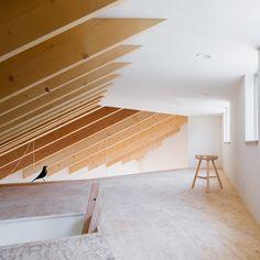 SNARK and OUVI loft home over barbershop