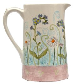 Jug - Forget-me-not