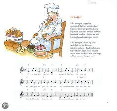 Liedje over de bakker