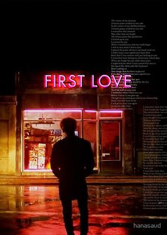 bts - suga first love