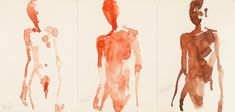 Eric Fischl   Untitled (in 3 parts) (1995)   Artsy