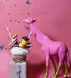 Freakshake and a pin