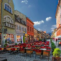 Republicii - Brasov - Romania